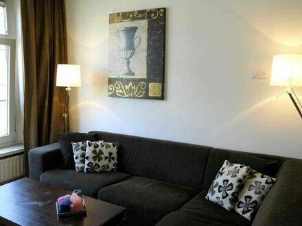 Licht und geräumige Wohnung