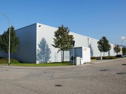 Gewerbehallen ab 100m² im Industriegebiet Baden-Baden Oos zu vermieten