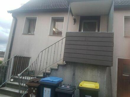 Einfamilienhaus mit Garage, Garten, Schuppen, Keller, 90 m2 WFL