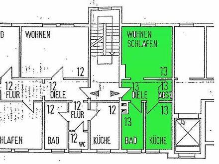 Landstuhl: 1-ZKB-Wohnung mit 41 m2 Wohnfläche zu vermieten!