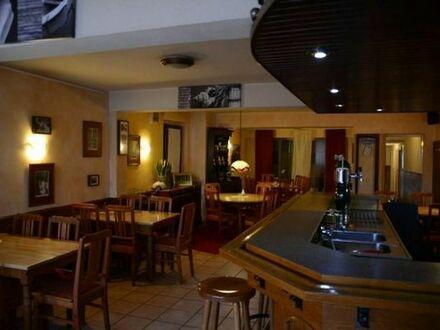 Gaststätte/Restaurant mit Kegelbahn, Biergarten und Wohnung