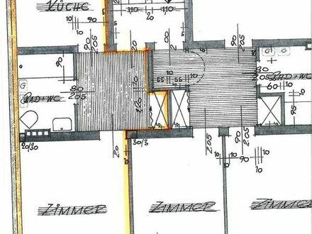 ca. 40qm: 1 x Zimmer /1 x Küche m. EBK / 1 x Bad / 1 x Diele / 1 x Balkon / 1 x Pkw-Abstellplatz