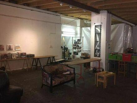 Atelierfläche Veranstaltungsfläche Werkstatt Projektraum