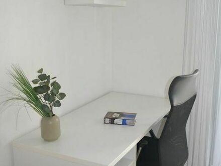 WG Zimmer komplett neu möbliert WARMMIETE 525.- ( inkl WLAN)