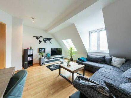 Gemütliche(s) WG Zimmer in einer zentral gelegenen hellen Maisonette Wohnung