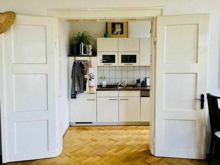 Wohnung in Bestlage St. Sebald sucht Nachmieter
