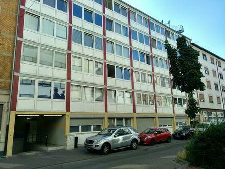 1-Zimmer Apartment in Mannheim-Schwetzingervorstadt