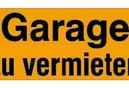 Garage ab 1.5.2019 zu vermieten EXTRA HOCH !!!