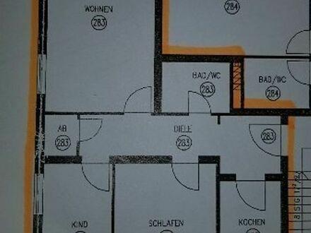 Schöne 3 Zimmerwohnung nach Komplettsanierung zu vermieten