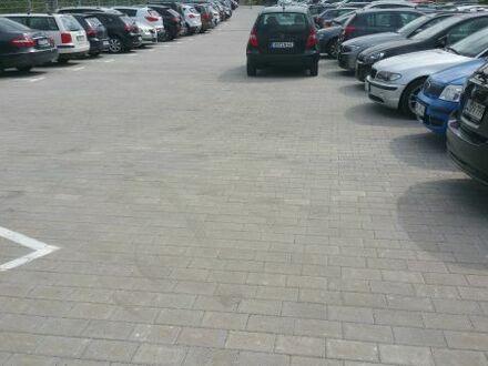 Wohnwagen, Pkw Stellplatz nähe vom flughafen