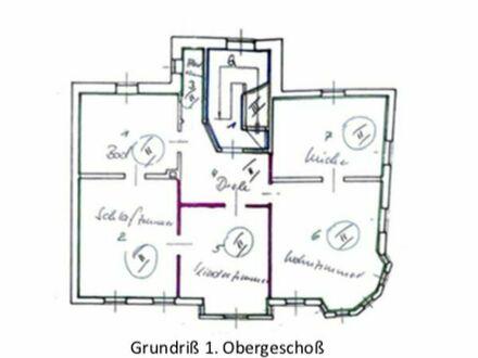 Schöne, großzügige 3-Zimmer Wohnung im Oberland