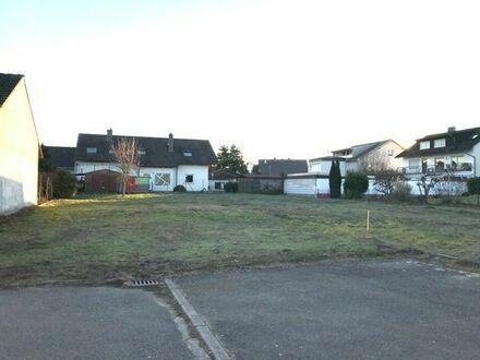 Bauplatz 357qm + 85qm in ruhiger Lage Wiesental