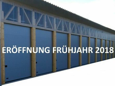 XXL Garage - Stellplatz - Lagerfläche - Halle - Lager - zu vermieten