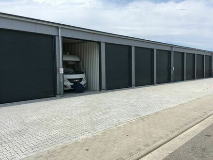 Garage, Unterstellplatz, für Wohnmobil, Boot, Oldtimer, Halle, Lagerfläche, Neu: ab Juli 2018