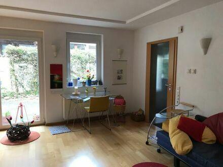 PRAXISRÄUME ca. 60 m2, Beratungsraum, Nebenraum mit Teeküche, Bad, Vorraum, Gaderobe