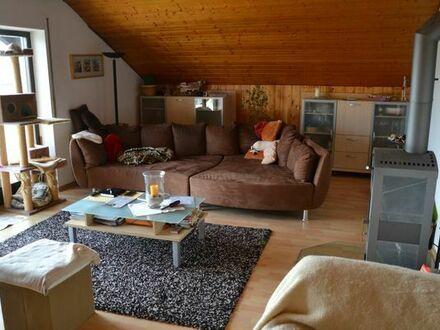 3,5 Zimmer DG Wohnung in Hemhofen mit ca.100 qm