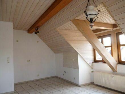 KIB-Kriegsfeld :Wohnen auf Zeit,Lichtdurchflutete 2,5 Z DG-Wohnung