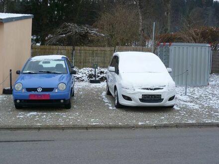 Außenstellplatz für Autos, Wohnwagen, Werbung etc.