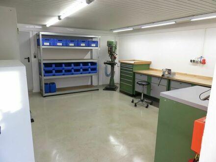 Werkstatt 25 qm für Hobbyschrauber / Bastler in Waghäusel - Wiesental