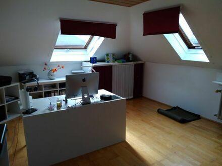 3 Zimmer Dachwohnung