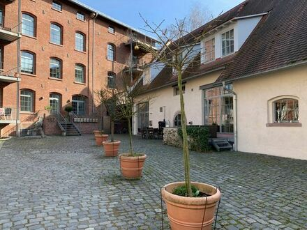 Terrassenwohnung in der Kaisermühle Eberstadt