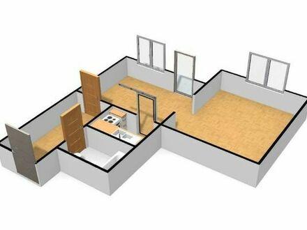 Zu verkaufen: 2-Zimmer-Wohnung mit Balkon in ruhiger Lage