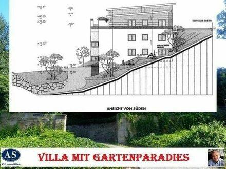 Großzügige und luxuriöse Privat-Villa mit Gartenparadies