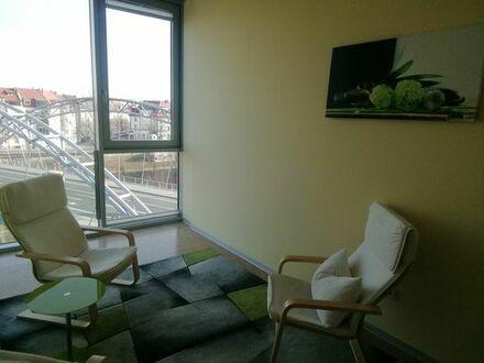 schöner Raum mit Wasserblick für Coaching / Therapie / Beratung /Büro