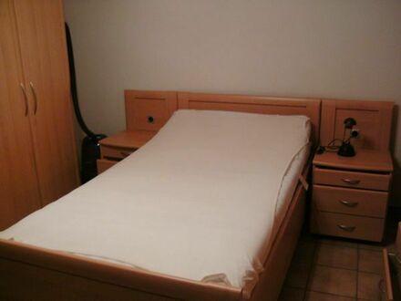 2 Zimmer Single Wohnng teilmöbliert