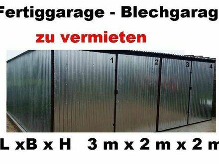 Garage Lagerraum Selfstorage Einlagern Lager Lagerfläche Halle