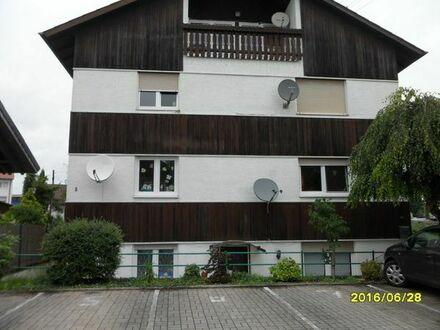 Schöne helle Wohnung in Mehlingen,3 Zimmer , Tageslichtbad , Einbauküche ,99 qm zu vermieten