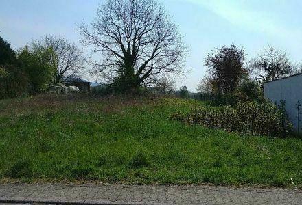 Erschlossenes Baugrundstück mit 610 qm Grundfläche in Sinzheim