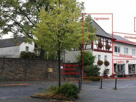 Wohnung und/oder Ladenlokal (Büro,Lager,Hobbyraum,Praxis) in Rheinbach