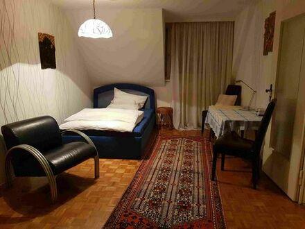 Möblierte Wohnung in Karlsfeld direkt am See