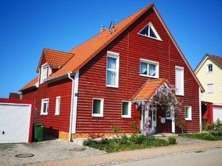 Freistehende Zweifamilienhaus in Wolnzach (Fertighaus)