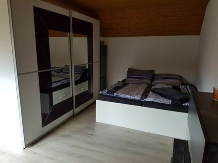 Gemütliches 1-Zimmer-Appartement mit großer Dachterrasse in Kirchheimbolanden