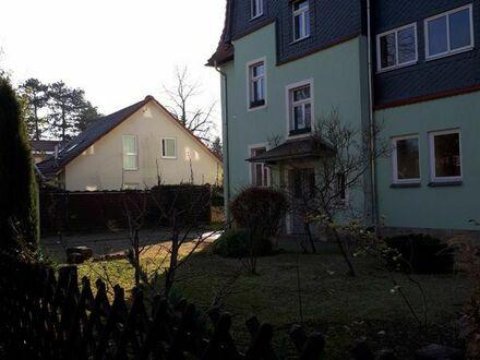 Vierraumwohnung in Kleinzschachwitz mit Loggia