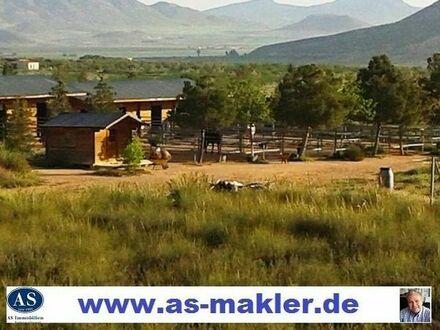 *Schnäppchen* Pferderanch mit 2 Häuser auf 138000 qm Land zu verkaufen! ! !