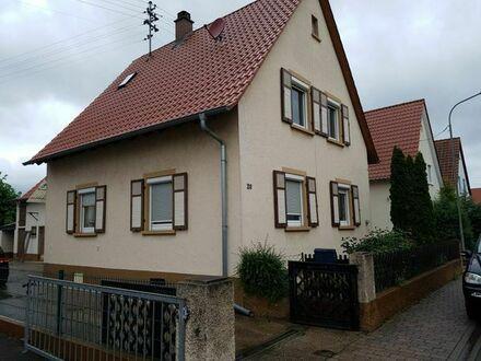 Freistehendes Einfamilienhaus in Hochstadt - PRIVAT zu verkaufen