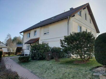 Wunderschöne 3-Raum-Wohnung mit Balkon und PKW-Stellplatz vor den Toren von Zwickau
