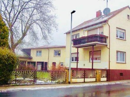 1-2 Familien-Wohnhaus in Wildsachsen