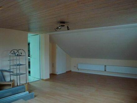 1 ZKB schöne modernisierte DG Wohnung in ruhiger Lage