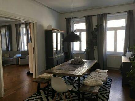 Altbauwohnung in Deidesheim