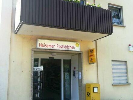 Ladengeschäft im alten Ortskern von Hirschberg-Leutershausen zu vermieten