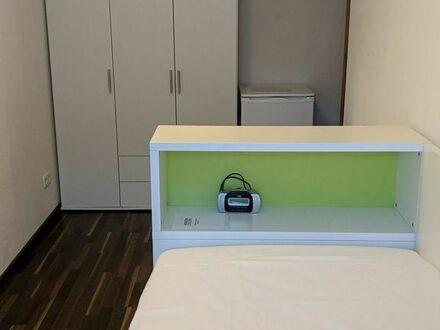 Möbliertes Zimmer in Bad-Cannstatt mit Nähe zu Daimler, Mahle, EnBW u.w.m