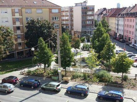 Möblierte 2-Zi-Wohnung Nürnberg beim Stadtpark in zentraler Lage