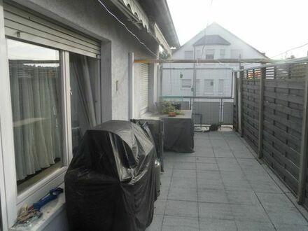 4 Zimmer Wohnung mit Terasse+Garage zu Verkaufen