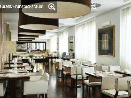 Hotel Pulitzer 5* in Rome von 1-4.11.2018 für 150EUR
