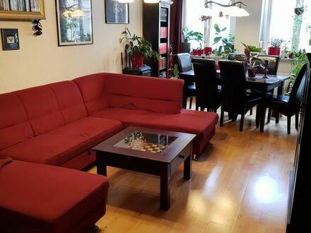 Gepflegte 3 ZKB-Wohnung in Landau-Stadtmitte, mit Aufzug+Balkon, ab Oktober zu vermieten