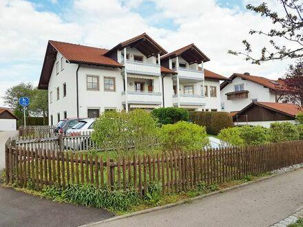 TOP 3-Zimmer Erdgeschoßwohnung mit großem Garten - Gute Lage in Dietmannsried